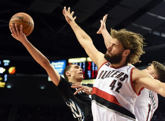 Trail Blazers at Timberwolves - 11/2/15 NBA Pick, Odds, and Prediction