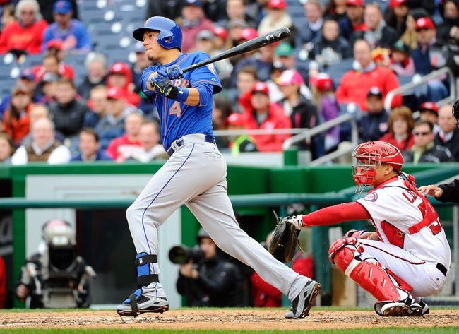 Mets vs. Nationals - 5/1/15 MLB Pick, Odds, and Prediction