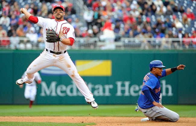 Nationals at Mets - 4/30/15 MLB Pick, Odds, and Prediction