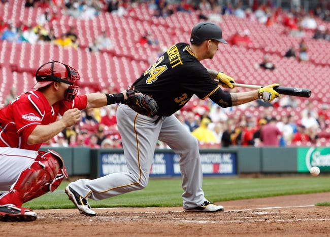 Reds at Pirates - 5/5/15 MLB Pick, Odds, and Prediction