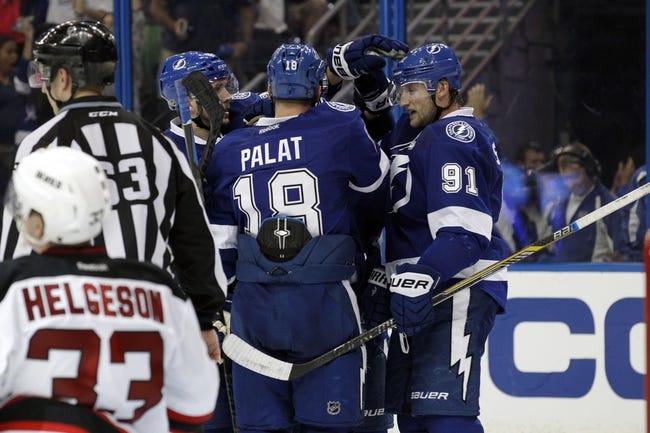 Devils vs. Lightning - 2/26/16 NHL Pick, Odds, and Prediction