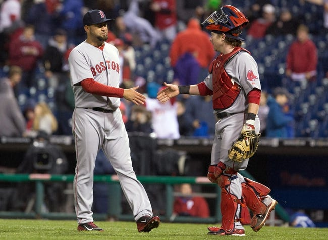 Red Sox vs. Phillies - 9/4/15 MLB Pick, Odds, and Prediction