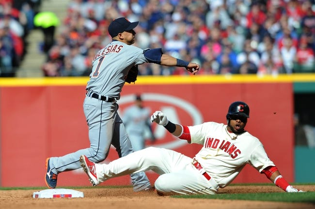 Indians vs. Tigers - 4/11/15 MLB Pick, Odds, and Prediction