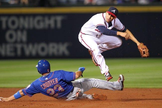 Braves vs. Mets - 4/11/15 MLB Pick, Odds, and Prediction