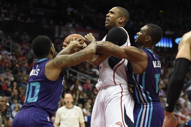 Atlanta Hawks vs. Charlotte Hornets - 10/30/15 NBA Pick, Odds, and Prediction