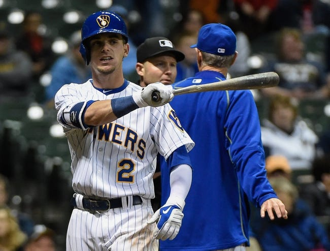 Brewers vs. Pirates - 4/12/15 MLB Pick, Odds, and Prediction