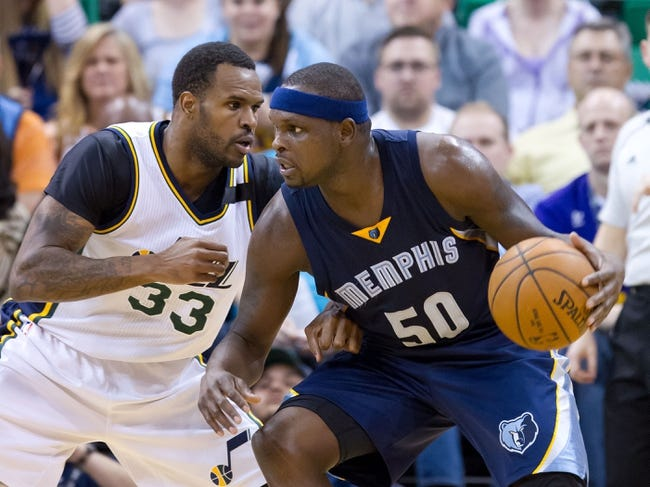 Grizzlies at Jazz - 11/7/15 NBA Pick, Odds, and Prediction