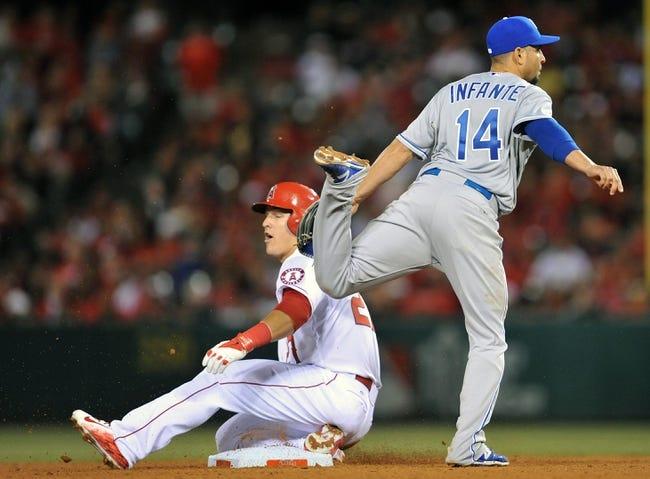 Angels vs. Royals - 4/11/15 MLB Pick, Odds, and Prediction
