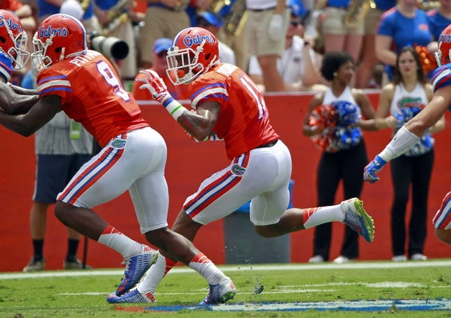 New Mexico State Aggies vs. Florida Gators - 9/5/15 College Football Pick, Odds, and Prediction