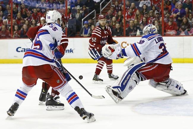 New York Rangers vs. Washington Capitals - 4/30/15 NHL Pick, Odds, and Prediction
