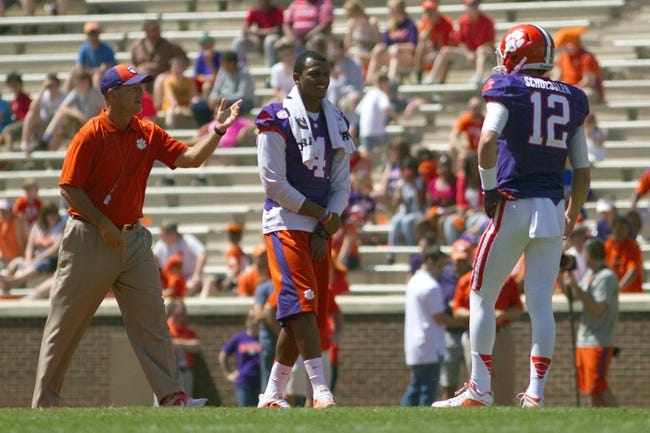 College Football Preview: The 2015 Clemson Tigers