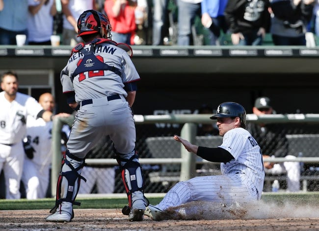 MLB | Minnesota Twins (1-3) at Chicago White Sox (0-4)