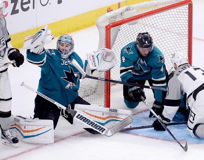 Sharks at Kings - 10/7/15 NHL Pick, Odds, and Prediction