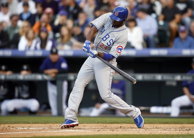 Colorado Rockies vs. Chicago Cubs - 4/12/15 MLB Pick, Odds, and Prediction