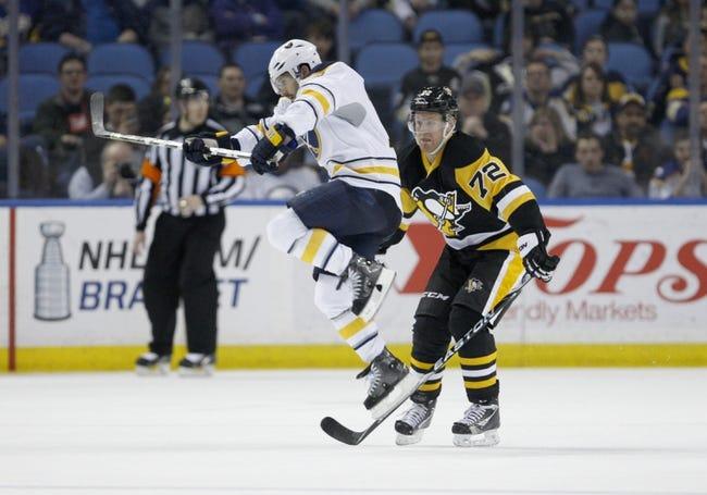 Sabres vs. Penguins - 2/21/16 NHL Pick, Odds, and Prediction