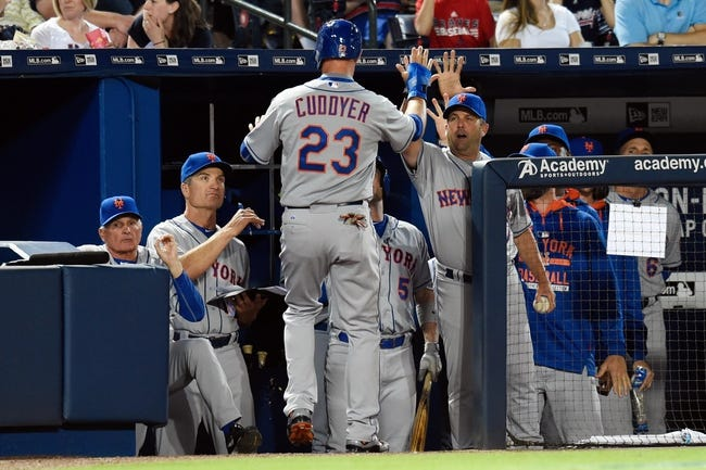 Braves vs. Mets - 4/12/15 MLB Pick, Odds, and Prediction
