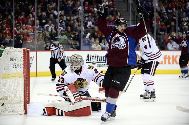 Chicago Blackhawks vs. Colorado Avalanche - 12/15/15 NHL Pick, Odds, and Prediction