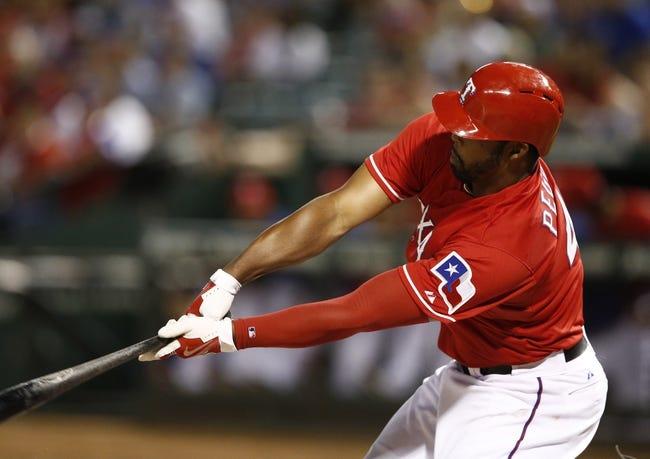 Houston Astros vs. Texas Rangers - 5/5/15 MLB Pick, Odds, and Prediction