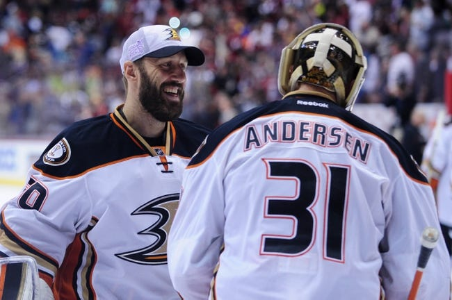 Anaheim Ducks vs. Arizona Coyotes - 10/14/15 NHL Pick, Odds, and Prediction
