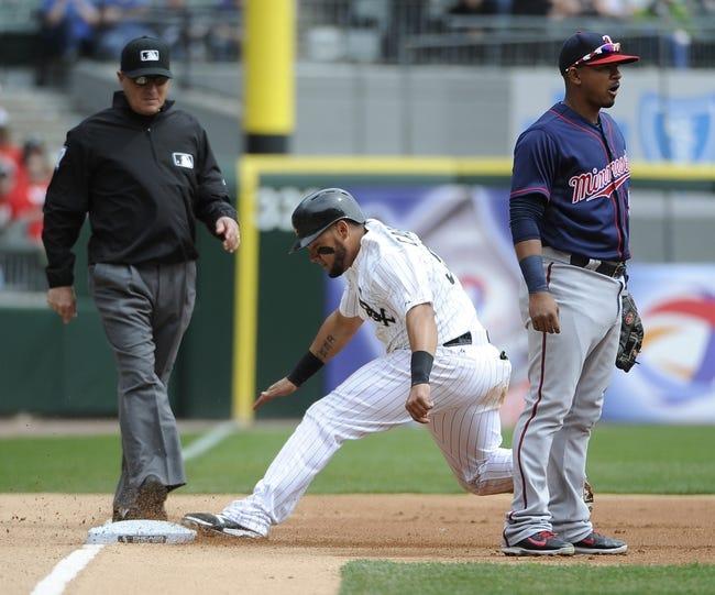 White Sox at Twins - 4/30/15 MLB Pick, Odds, and Prediction
