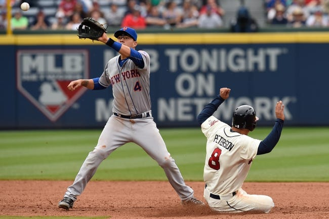 Mets vs. Braves - 4/21/15 MLB Pick, Odds, and Prediction