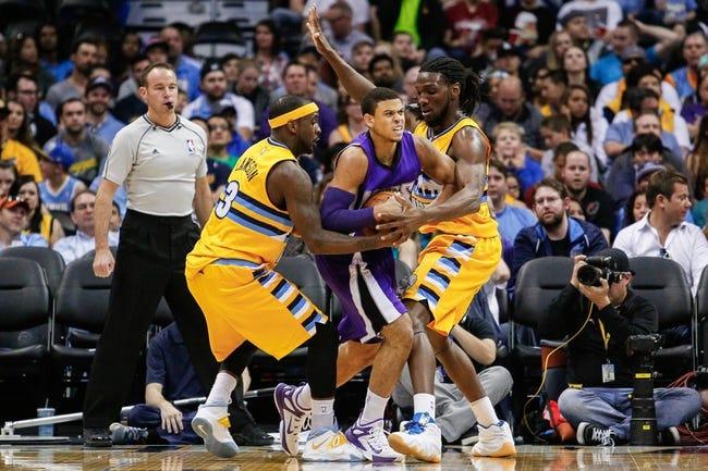 Kings vs. Nuggets - 2/19/16 NBA Pick, Odds, and Prediction