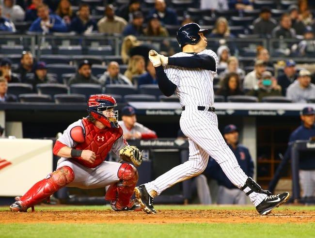 Red Sox vs. Yankees - 5/1/15 MLB Pick, Odds, and Prediction