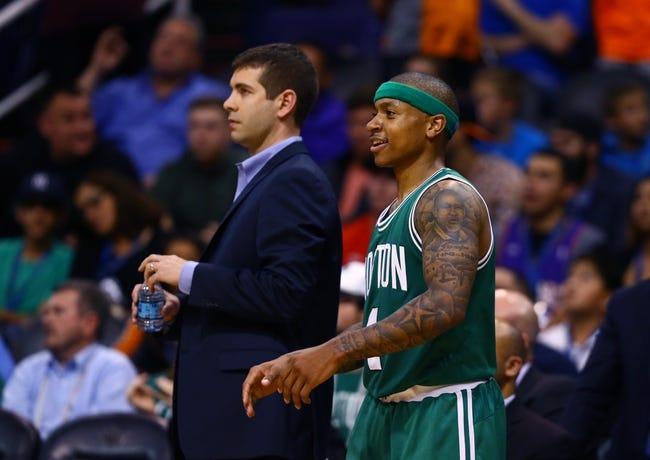 Celtics vs. Suns - 1/15/16 NBA Pick, Odds, and Prediction