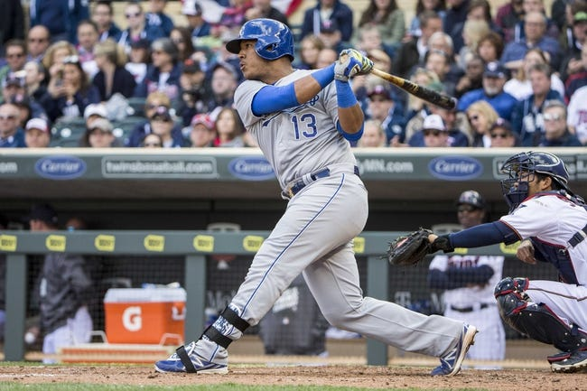 Twins vs. Royals - 4/16/15 MLB Pick, Odds, and Prediction