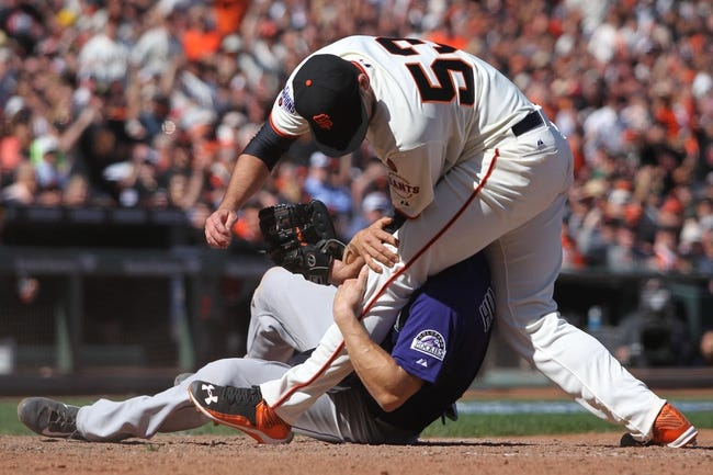 Giants vs. Rockies - 4/15/15 MLB Pick, Odds, and Prediction