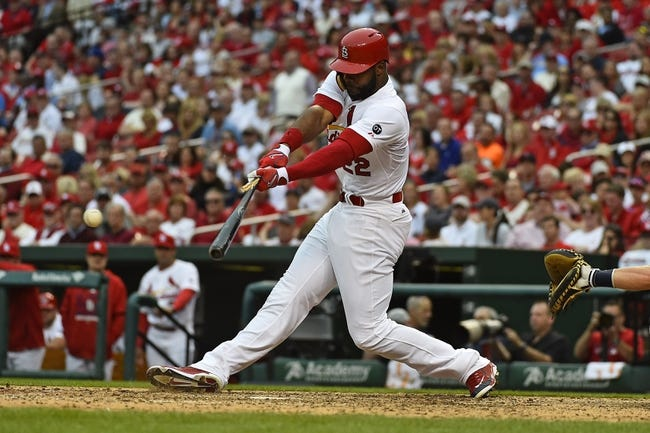 MLB | Milwaukee Brewers (2-5) at St. Louis Cardinals (3-3)
