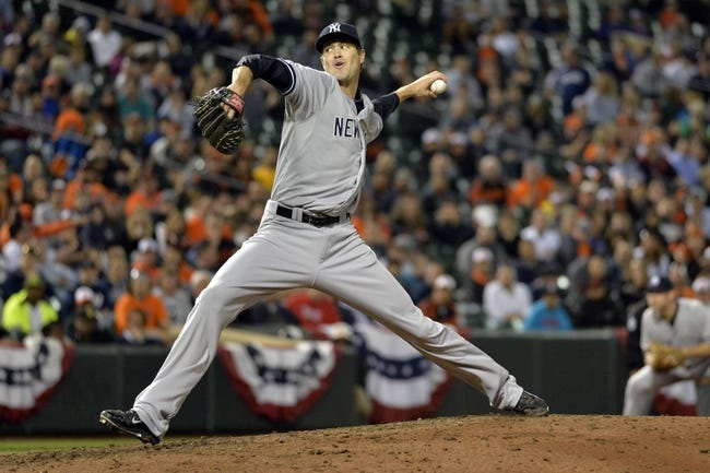 Orioles vs. Yankees - 4/14/15 MLB Pick, Odds, and Prediction