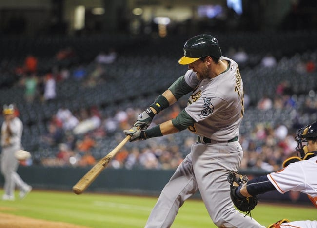 Houston Astros vs. Oakland Athletics - 4/14/15 MLB Pick, Odds, and Prediction