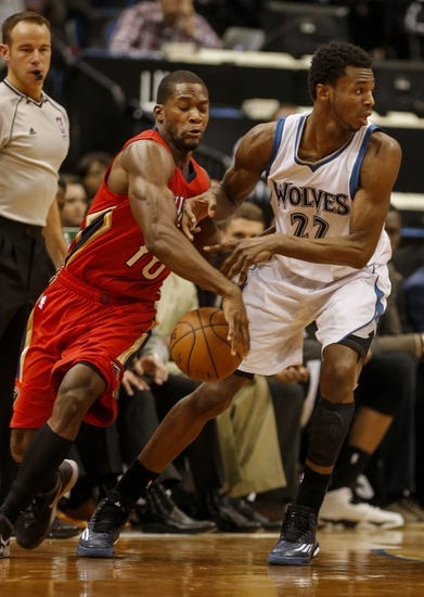 New Orleans Pelicans vs. Minnesota Timberwolves - 1/19/16 NBA Pick, Odds, and Prediction