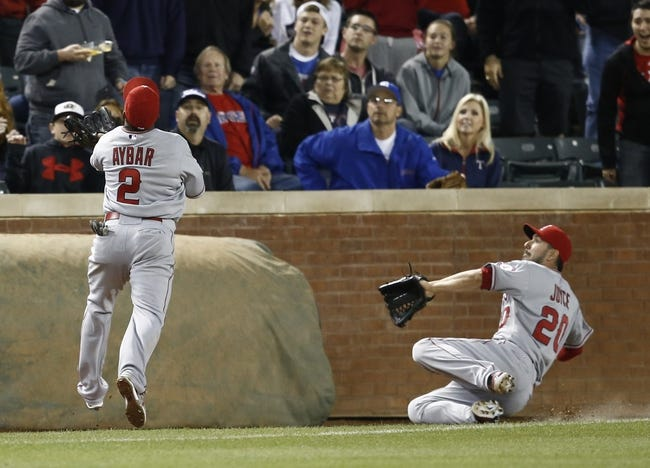Rangers vs. Angels - 4/15/15 MLB Pick, Odds, and Prediction