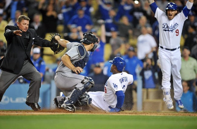 Dodgers vs. Mariners - 4/15/15 MLB Pick, Odds, and Prediction