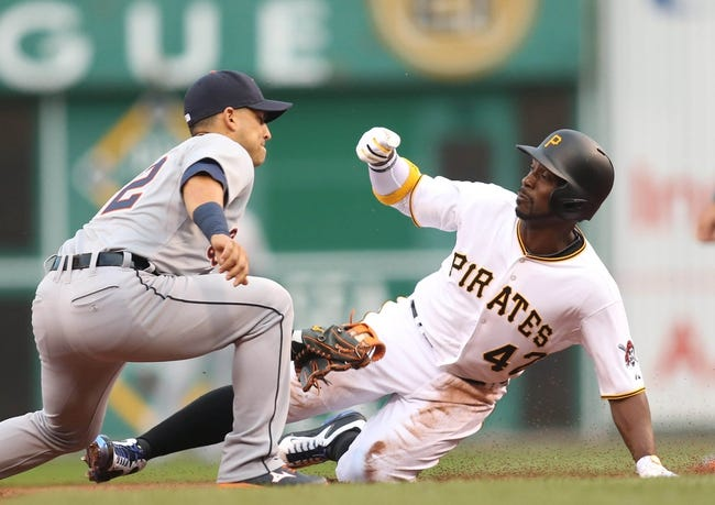 Detroit Tigers vs. Pittsburgh Pirates - 6/30/15 MLB Pick, Odds, and Prediction