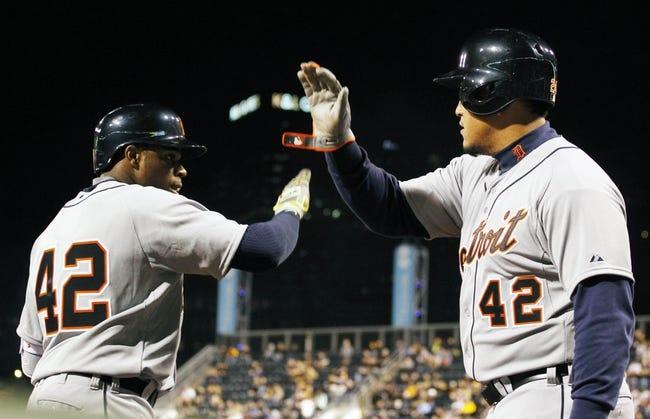 Pirates at Tigers - 6/30/15 MLB Pick, Odds, and Prediction