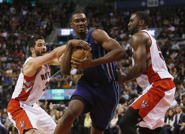 Raptors at Hornets - 12/17/15 NBA Pick, Odds, and Prediction