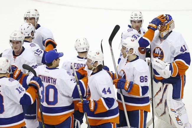 Washington Capitals vs. New York Islanders - 4/17/15 NHL Pick, Odds, and Prediction