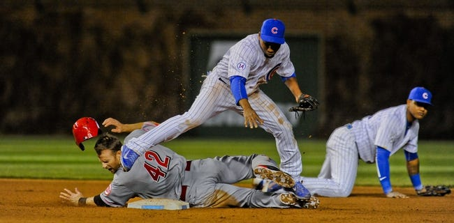 Reds vs. Cubs - 4/24/15 MLB Pick, Odds, and Prediction