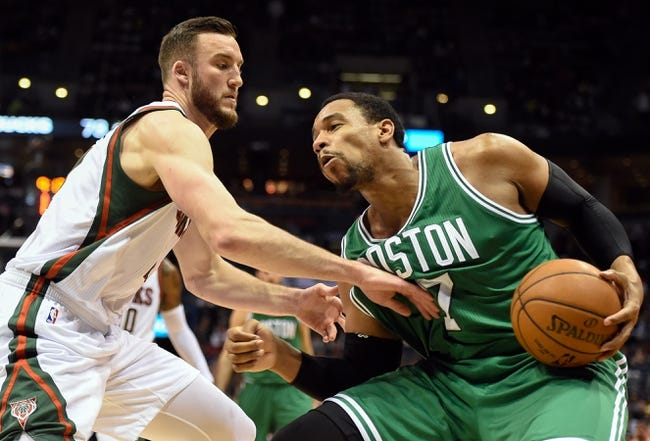 Milwaukee Bucks vs. Boston Celtics - 11/10/15 NBA Pick, Odds, and Prediction