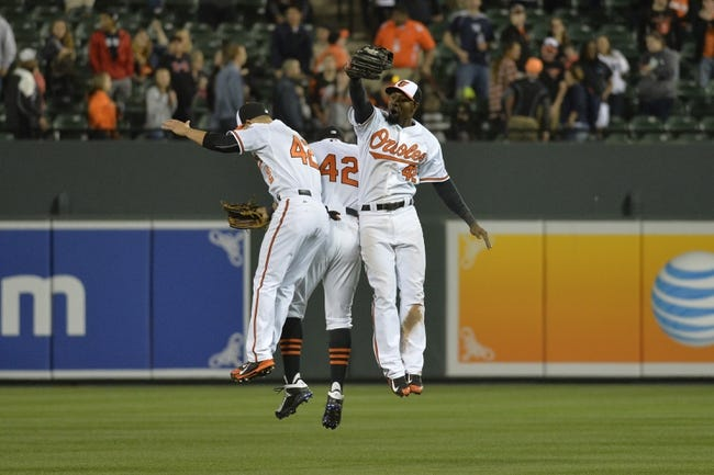 New York Yankees vs. Baltimore Orioles - 5/7/15 MLB Pick, Odds, and Prediction
