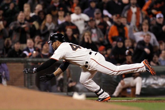 Colorado Rockies vs. San Francisco Giants - 4/24/15 MLB Pick, Odds, and Prediction