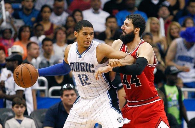 Magic at Bulls - 11/1/15 NBA Pick, Odds, and Prediction
