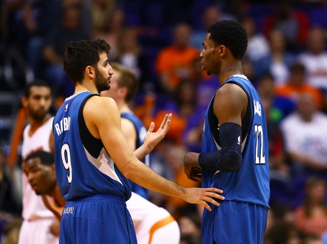 Suns vs. Timberwolves - 12/13/15 NBA Pick, Odds, and Prediction