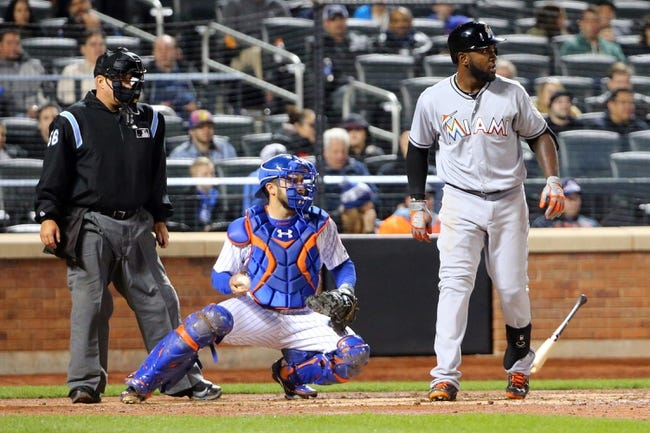 MLB | Miami Marlins (3-6) at New York Mets (6-3)