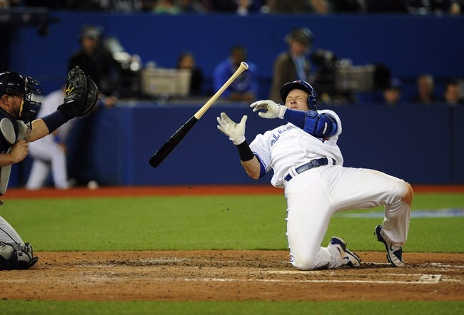 Rays vs. Blue Jays - 4/24/15 MLB Pick, Odds, and Prediction