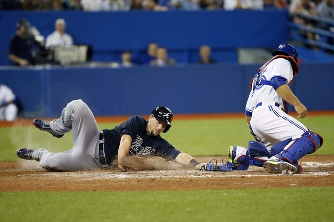 MLB | Atlanta Braves (7-3) at Toronto Blue Jays (5-6)