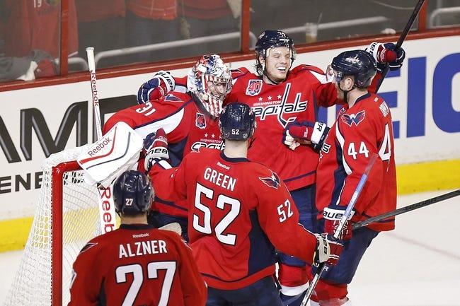 New York Islanders vs. Washington Capitals - 4/19/15 NHL Pick, Odds, and Prediction